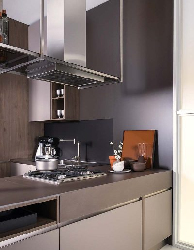 Cocinas Johnson Serie Premium Modelo Centery - Catálogo de ArkMobili