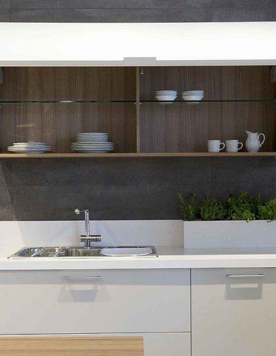 Cocinas Johnson Serie Premium Modelo Delta - Catálogo de ArkMobili