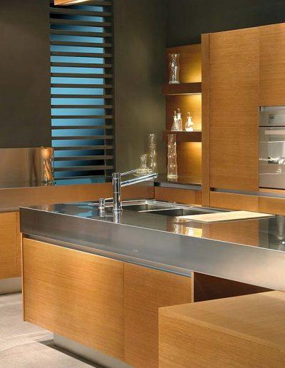 Cocinas Johnson Modelo Foscari - Catálogo de ArkMobili