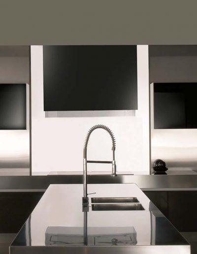 Cocinas Johnson - Gofratto Alto Brillo - Catálogo de ArkMobili