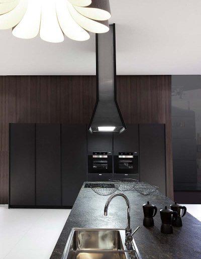 Cocinas Johnson - Gofratto color Onix - Catálogo de ArkMobil
