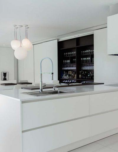Cocinas Johnson - Gofratto color Blanco - Catálogo de ArkMobil