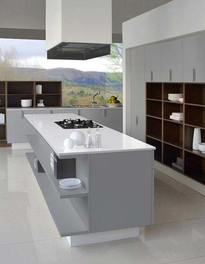 Cocinas Johnson Serie Premium Modelo Lacar - Catálogo de ArkMobili