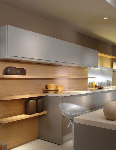Cocinas Johnson Serie Premium Modelo Lúmina 2 - Catálogo de ArkMobili