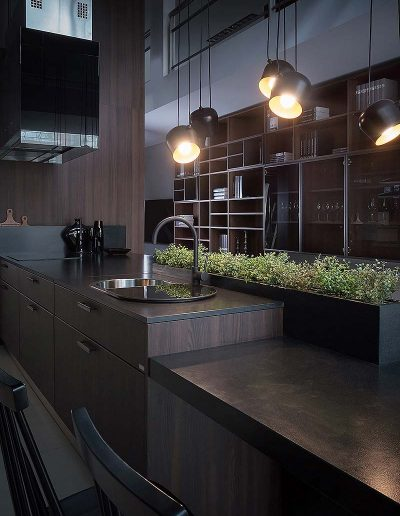 Cocinas Johnson Serie Premium Modelo Murano - Catálogo de ArkMobili