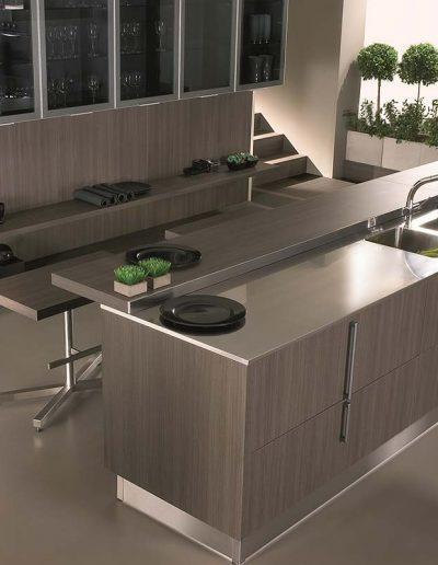 Cocinas Johnson Serie Premium Modelo Trend - Catálogo de ArkMobili