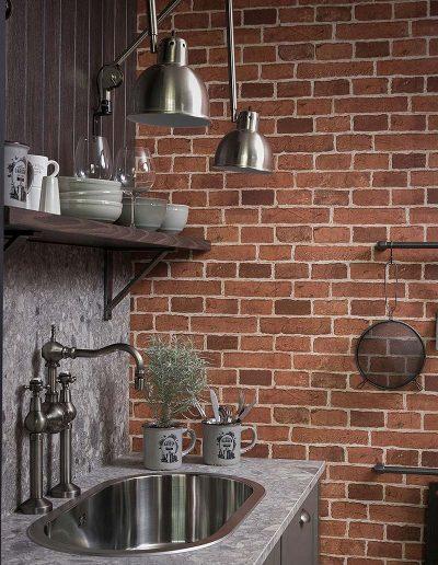 Cocinas Johnson Serie Vintage Modelo Liverpool - Catálogo de ArkMobili
